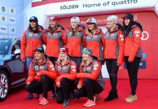 ÖSV Damen Team Sölden
